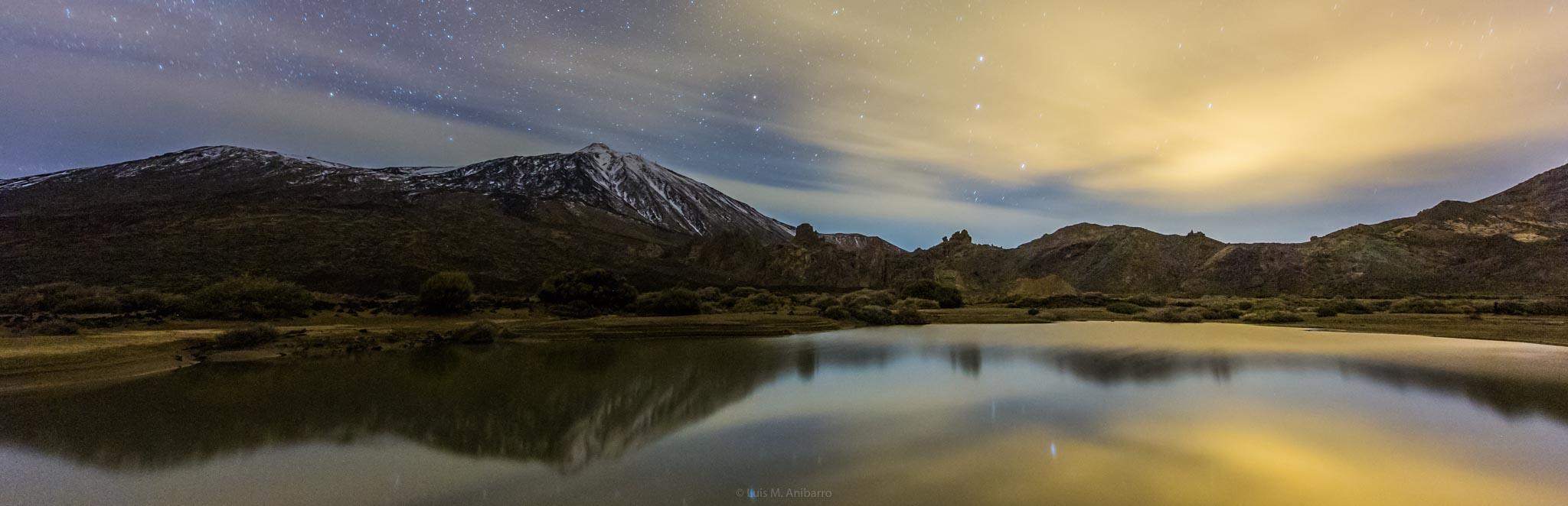Llano de Ucanca y Teide